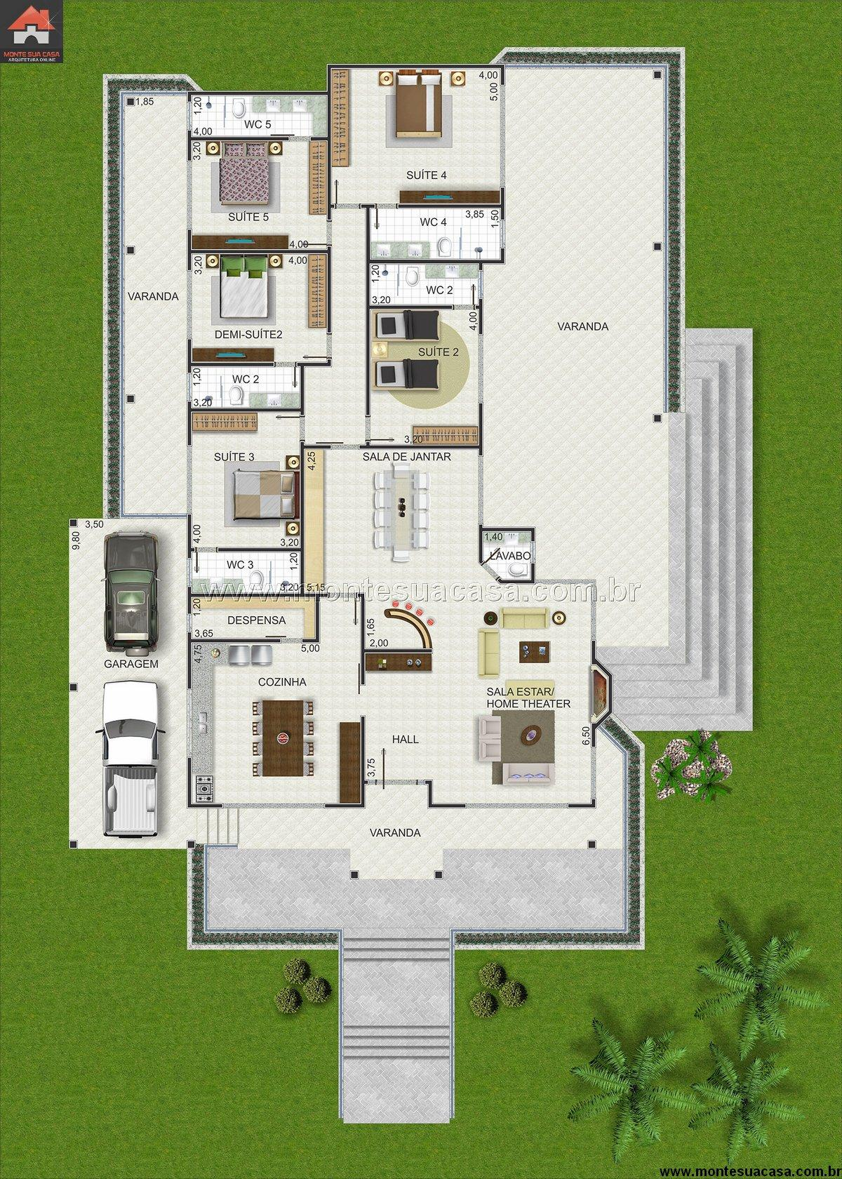 Casa 0 Quartos - 219.73m²