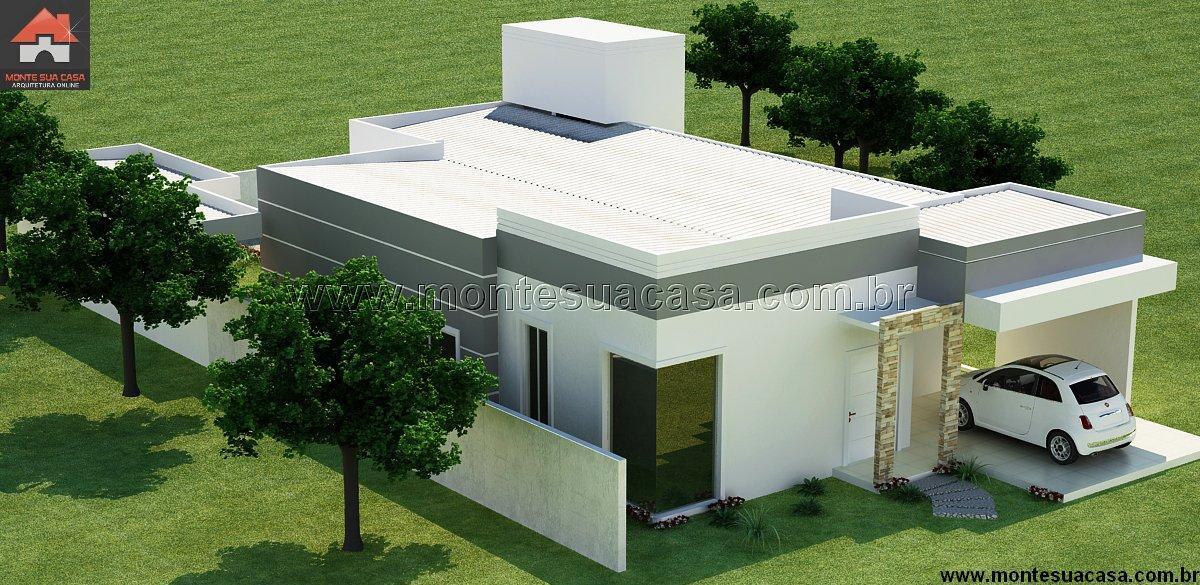 Casa 3 Quartos  –  170.35m²