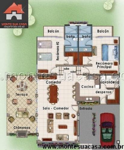 Casa 0 Quartos - 131.37m²