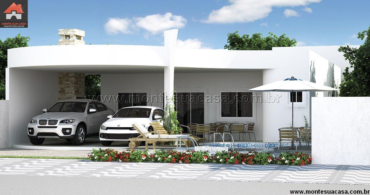 Casa 3 Quartos  –  175.76m²