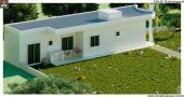 Casa - 2 Quartos - 52.79m²