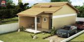 Casa - 2 Quartos - 65.56m²